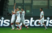 Perú le ganó un partido vital a Chile en la lucha para ir al Mundial de Catar 2022