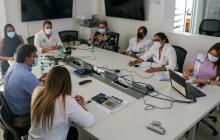 Diseñan estrategia para acelerar la vacunación en La Guajira