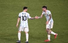 Argentina goleó a Uruguay y se acerca a Catar