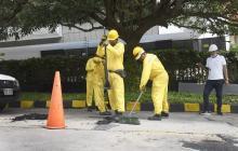 Se intervendrán cerca de 32 mil huecos en la ciudad