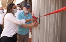 Inauguran tres aulas en comunidad indígena de Riohacha
