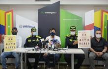 """Rueda de Prensa: detalles de la captura del """"Negro Ober"""""""
