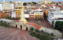 Firman convenio para fortalecer cuidado del patrimonio cultural de Cartagena