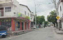 Inseguridad en Soledad: balean a dos hombre en medio de un atraco