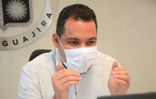 Gobernador de La Guajira sigue en el cargo