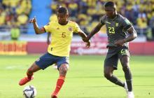 Wilmar Barrios cree que el árbitro le faltó personalidad en el juego ante Ecuador
