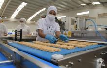 La industria y el comercio mantuvieron el ritmo de crecimiento en agosto