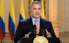 Duque advierte que hay empresas colombianas salpicadas en lavados de Saab