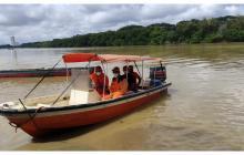 En Montería buscan a joven desaparecido en las aguas del río Sinú
