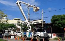 Barrios de Barranquilla y Atlántico estarán sin energía este miércoles