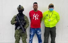 Capturan al 'Chino' por narcotráfico trasnacional