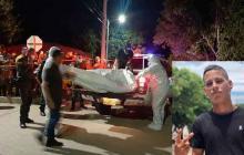Asesinan a balazos a un joven en San Juan del Cesar