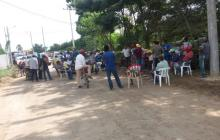Comunidad de Salamina pide celeridad en obras y cambiar puerto del ferry ante amenaza por lluvias