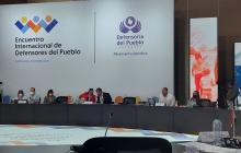 Cartagena, epicentro de la discusión de la crisis migratoria del continente