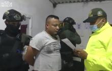 Los Pachenca: capturan a alias Kevin Cobre en Ciénaga