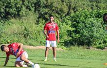 José Carlos Muñoz analizó el partido contra Millonarios