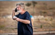 Alec Baldwin protagoniza tragedia con un arma de fuego en Hollywood
