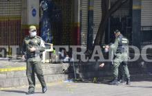 Esta es la granada IM26 usada en atentado en el Centro de Barranquilla
