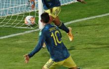 Las impresiones que dejó la selección Colombia