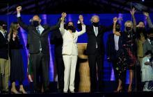 Joe Biden y Kamala Harris: Lecciones de democracia para Colombia