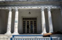 La mansión patrimonial que se cae a pedazos