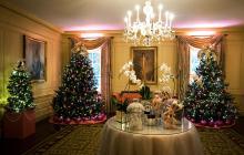En imágenes: Así es la decoración de navidad de la Casa Blanca