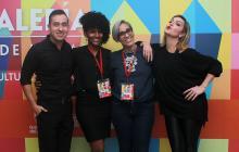 'Stand up comedy' con Isabella Santodomingo