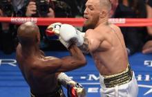 En imágenes   Así fue la pelea entre Mayweather y McGregor