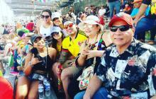 Así vivieron la Gran Parada deTradición los usuarios de Wasapea a EL HERALDO