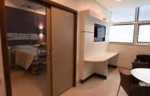 Este es el hospital donde se recuperará Neymar en Brasil