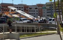 Varias personas muertas tras colapso de puente peatonal sobre avenida de Miami