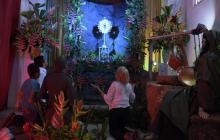 Barranquilleros comienzan la visita a los lugares de reserva el Jueves Santo