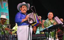 Soledad disfrutó al ritmo de la guaracha de Aníbal Velásquez