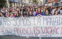 España sale a protestar indignada por condena a 'La Manada'