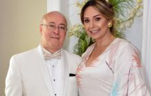 Boda Civil de José Manuel González y Elvira Cañas