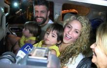 Estas son las imágenes de la última visita de Shakira a Barranquilla