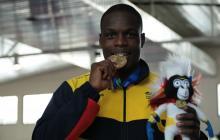 Algunas imágenes que dejan los Juegos Centroamericanos este jueves