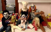 Así se disfrazaron los famosos en Halloween