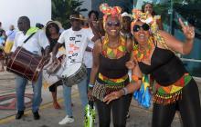 Así está el ambiente en Cartagena por el desfile del Bando