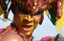 Vea algunos de los disfraces del Desfile Folclórico de la Independencia
