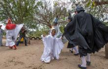 La danza de los goleros, inspirada en los saberes campesinos de Sabanalarga