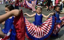 El colorido desfile del Carnaval del Suroccidente