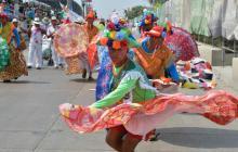 El Cumbiódromo se llena de tradición y color con la Gran Parada