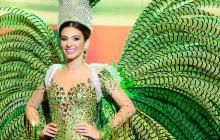 Baile en el Country Club en honor a la Reina del Carnaval