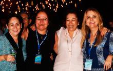 Coctel de bienvenida a la Sociedad Interamericana de Prensa