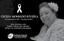 Cecilia 'La Polla' Monsalvo, una vida dedicada al pilón y al vallenato