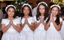Primeras comuniones del Colegio San José