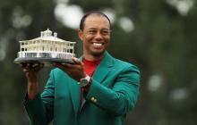 Una galería para la historia: Victoria de Tiger Woods en el Masters de Augusta