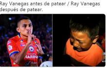 Los memes que dejó el penal fallido de Ray Vanegas en la final ante Junior