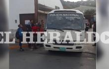 La salida de los colombianos deportados de Venezuela con rumbo a Cúcuta